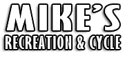 Mike's Recreation & Cycle Logo